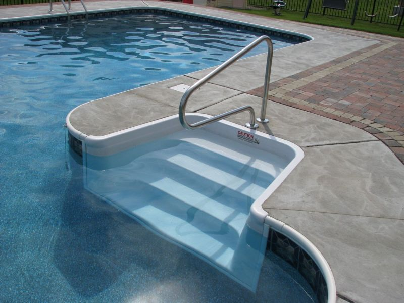 The Carr Family Swimming Pool