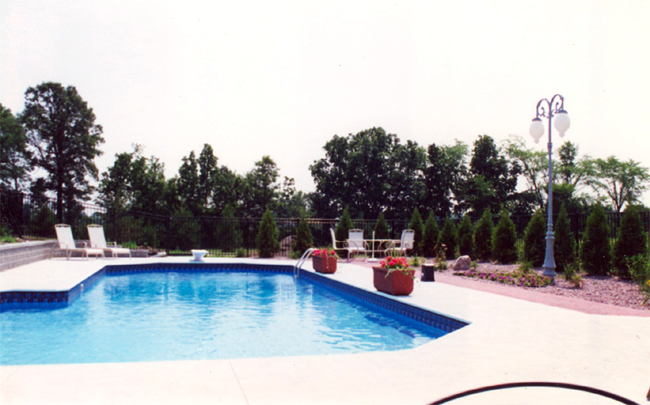 Oermann Family Swimming Pool