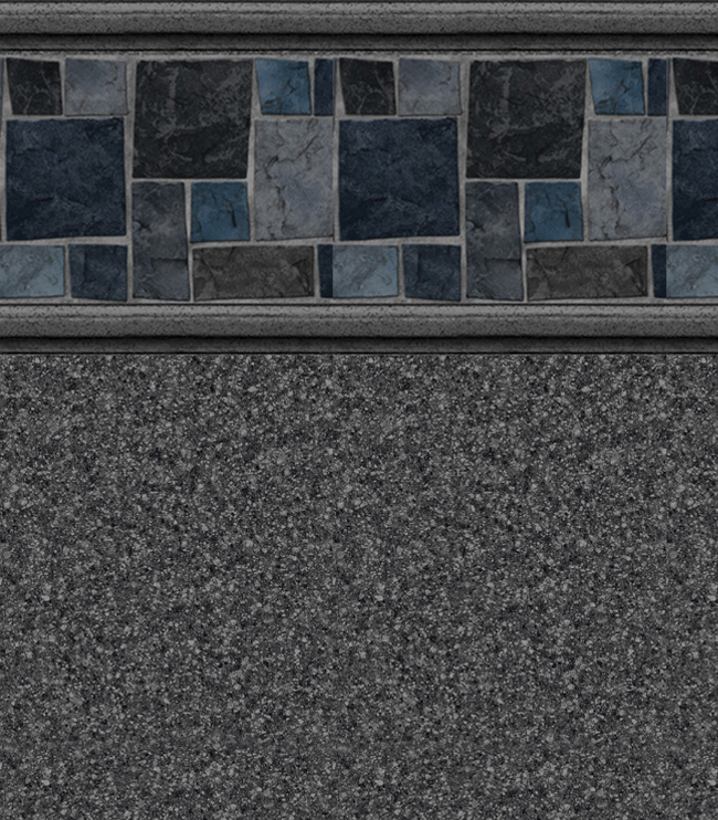 Courtstone / Natural Grey - 27 Mil
