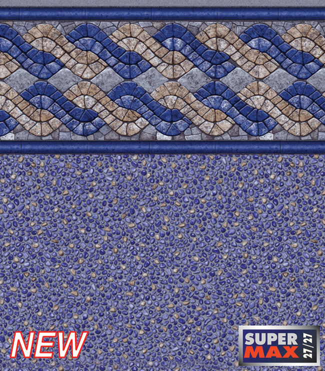 Nantucket / Blue Seastone - NEW! - 27/27 Mil SuperMax™