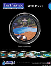 Fort Wayne Steel Pools Brochure