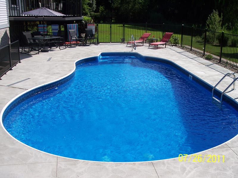 Gialanella Family Swimming Pool